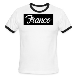 Franco Block - Men's Ringer T-Shirt