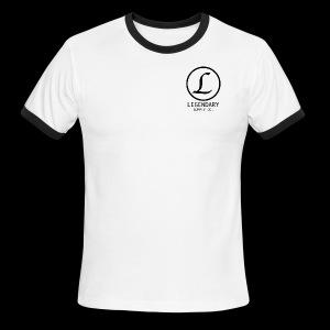 legendary classic - Men's Ringer T-Shirt