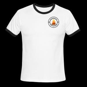 legendary campfire - Men's Ringer T-Shirt