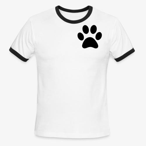 Paw print - Men's Ringer T-Shirt
