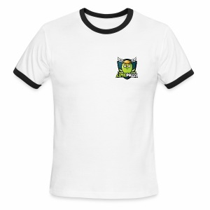 Limepally's Logo - Men's Ringer T-Shirt