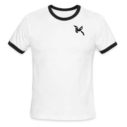 K-TEAM T-Shirt - Men's Ringer T-Shirt