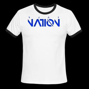 F3AR NATION - Men's Ringer T-Shirt