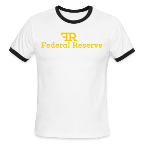 Federal Reserve - Men's Ringer T-Shirt