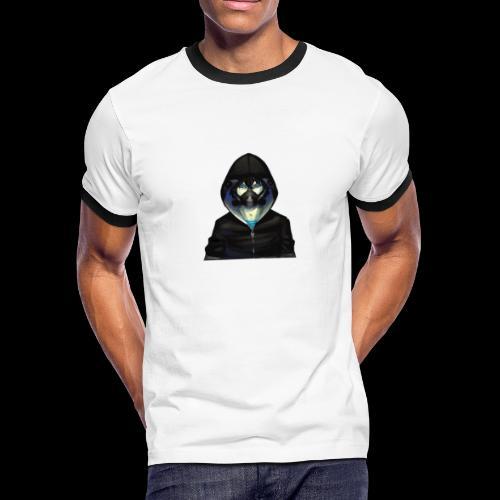 anime - Men's Ringer T-Shirt