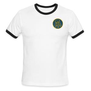 flagcolors - Men's Ringer T-Shirt