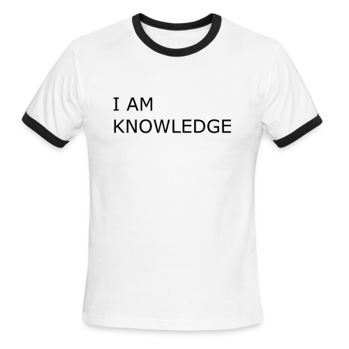 KNOW - Men's Ringer T-Shirt