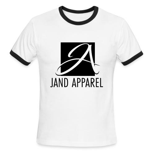 logo1 1 - Men's Ringer T-Shirt