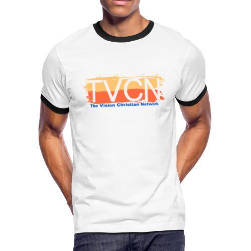 TVCN Sunrise - Men's Ringer T-Shirt