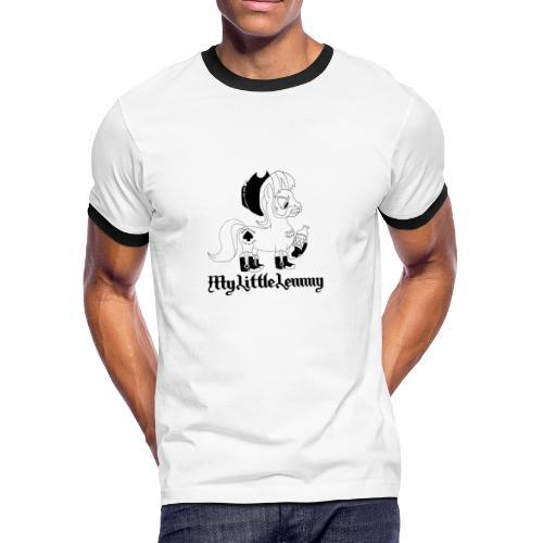My Little Lemmy - Men's Ringer T-Shirt