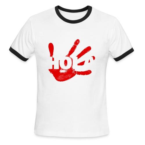 designv1 - Men's Ringer T-Shirt