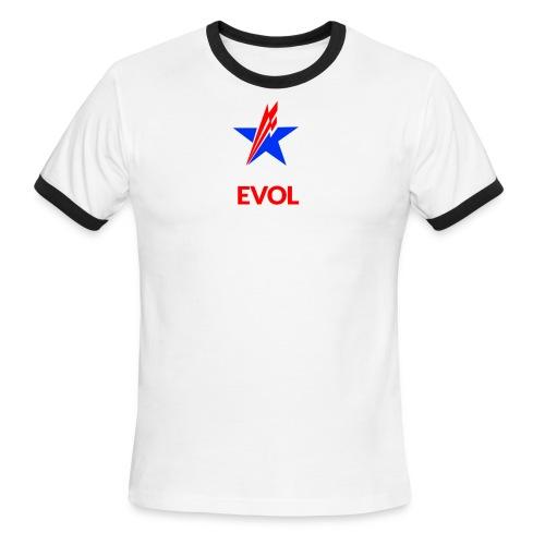 WILDMAIN2 - Men's Ringer T-Shirt