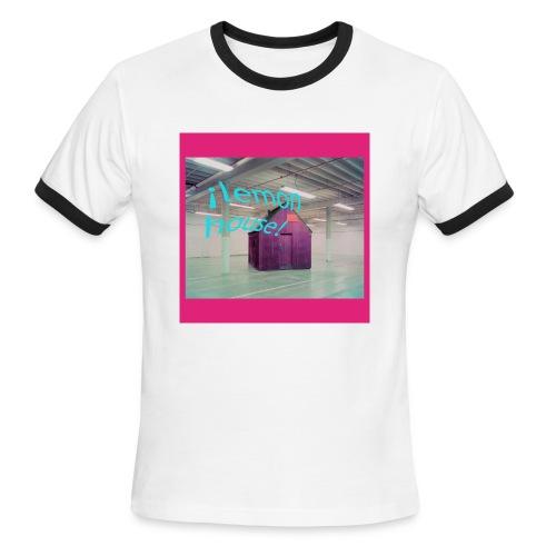 ¡lemon house! - Men's Ringer T-Shirt