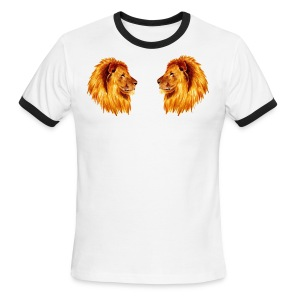 Leo revolution - Men's Ringer T-Shirt