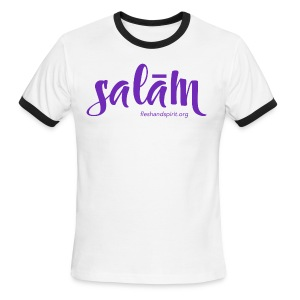 salam t-shirt - Men's Ringer T-Shirt