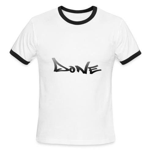 Done - Men's Ringer T-Shirt