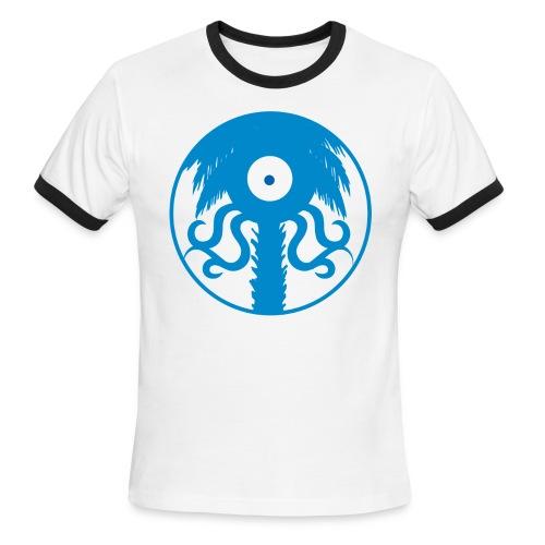 Octo-Tree - Men's Ringer T-Shirt