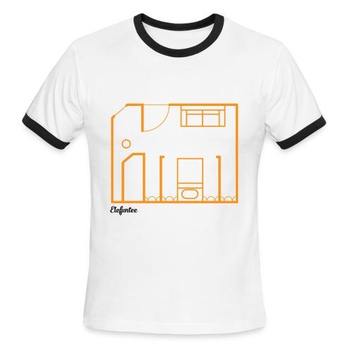 EFT d2 - Men's Ringer T-Shirt