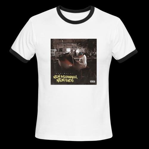 NBNE COVER T - Men's Ringer T-Shirt