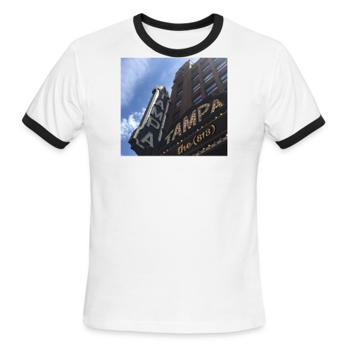 Tampa Theatrics - Men's Ringer T-Shirt