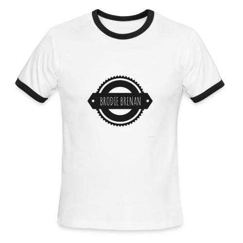 Brodie Brenan merch - Men's Ringer T-Shirt