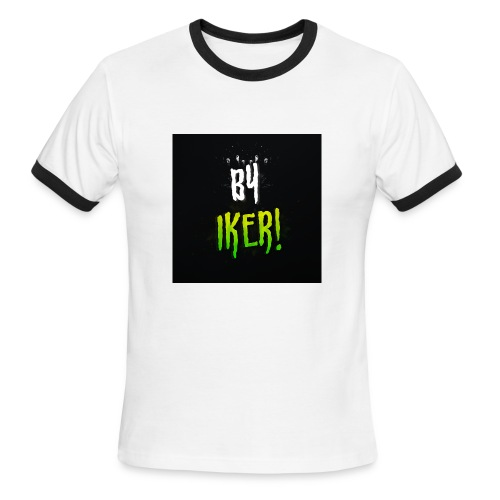 Logo By IkeR! desing by GrizArts©. - Men's Ringer T-Shirt