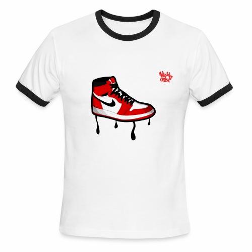 jordan jump man l - Men's Ringer T-Shirt