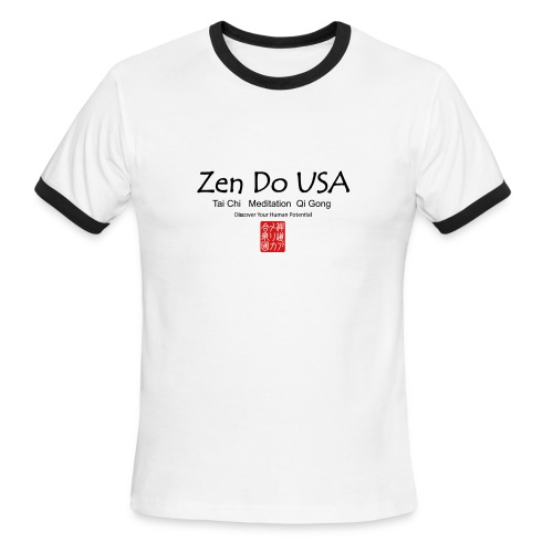Zen Do USA - Men's Ringer T-Shirt