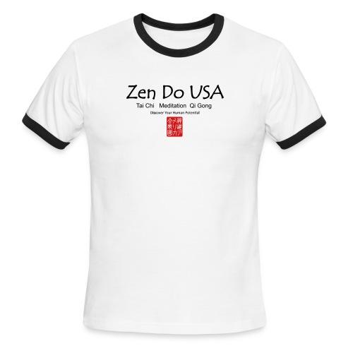 Zen Do USA - Men's Ringer T-Shirt