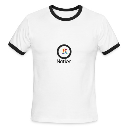 Reaper Nation - Men's Ringer T-Shirt