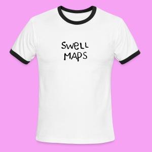 Swell Maps TSHIRT - Men's Ringer T-Shirt