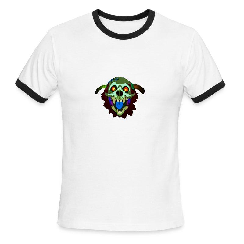 Dr. Mindskull - Men's Ringer T-Shirt