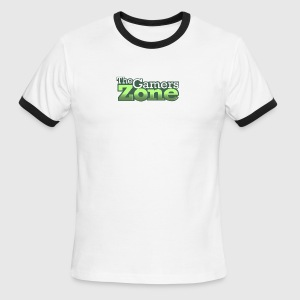 THE GAMERS ZONE - Men's Ringer T-Shirt