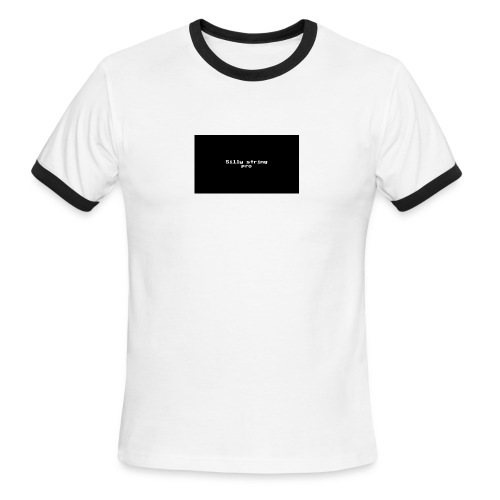 silly string pro t - shits - Men's Ringer T-Shirt
