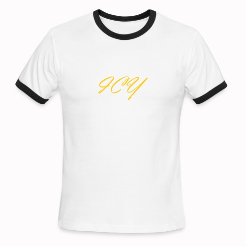 ICY - Men's Ringer T-Shirt