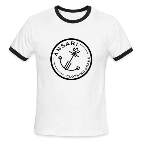 Ansari Original - Men's Ringer T-Shirt