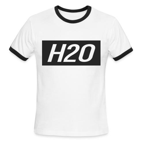 H2O - Men's Ringer T-Shirt