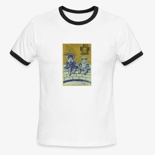 Vintage Ad T-Shirt - Men's Ringer T-Shirt