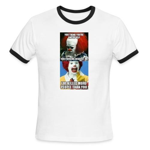Ati-Macdonald's - Men's Ringer T-Shirt