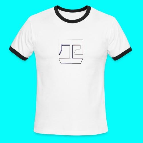 EVoL Swoozie Basic Player - Men's Ringer T-Shirt