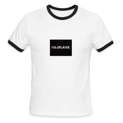 YoloPlayer Merch - Men's Ringer T-Shirt