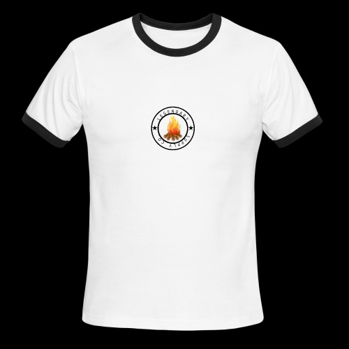 legendary campfire - Men's Ringer T-Shirt