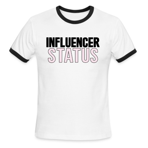 Are you an influencer!? - Men's Ringer T-Shirt