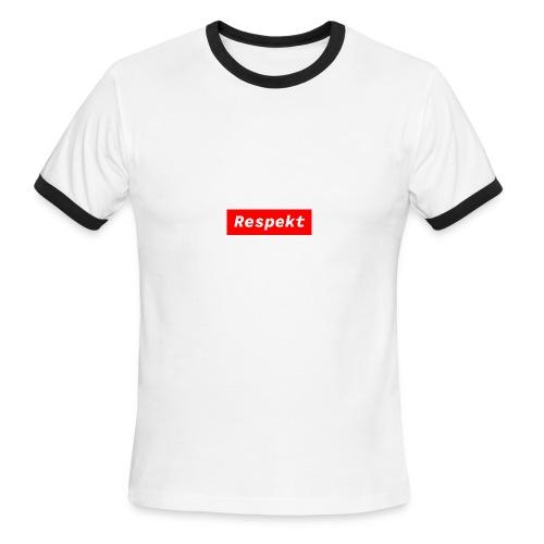 Respekt Custom Clothing - Men's Ringer T-Shirt