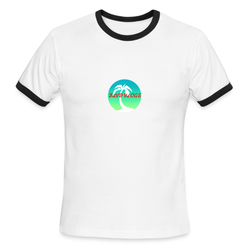 LIMITED EDITION MERCH 3 DAY - Men's Ringer T-Shirt