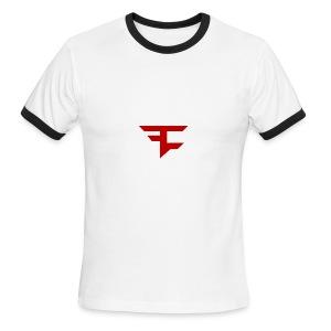 58b00d6a829958a978a4a6de - Men's Ringer T-Shirt