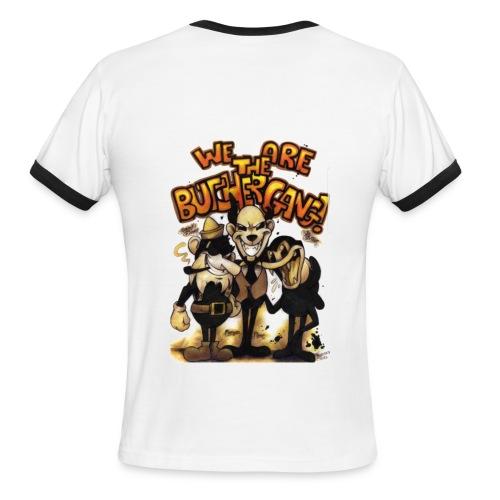 Butcher Gang - Men's Ringer T-Shirt