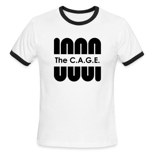 Coil black png - Men's Ringer T-Shirt