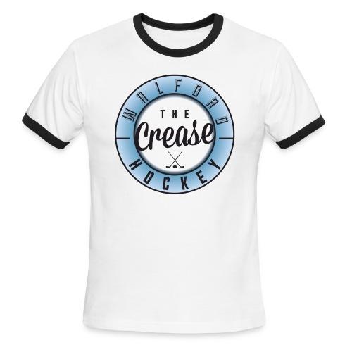The Crease - Men's Ringer T-Shirt