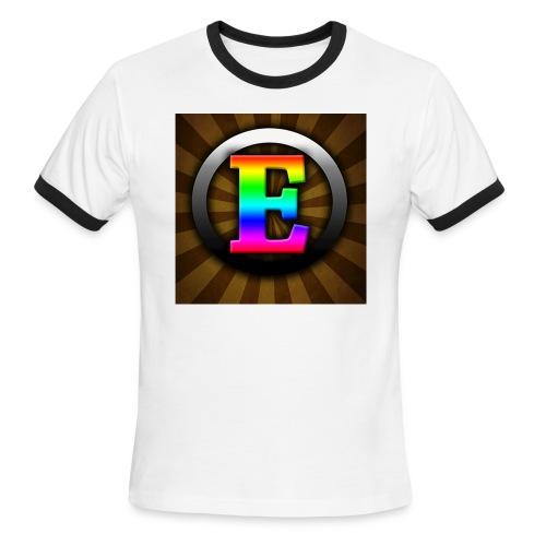 Eriro Pini - Men's Ringer T-Shirt